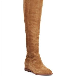 Ash - Suede Over-The-Knee Boots